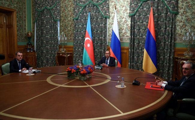 Armenia, Azerbaijan Agree 'Humanitarian Ceasefire': US