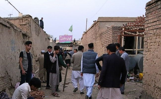 24 Killed, 57 Injured In Suicide Bombing At Afghanistan's Education Centre
