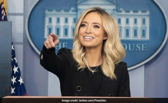 Donald Trump's Press Secretary Tests Positive For COVID-19
