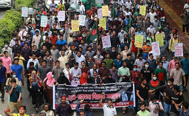 Bangladesh To Execute Rapists After Protests