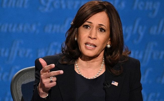 'Deserve President Who Respects Who We Are': Kamala Harris Slams Trump