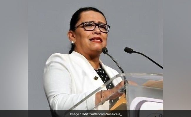 Mexico Names First Woman Minister To Tackle Drug Cartels