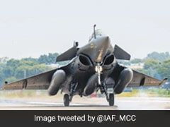 Air Force Ready For Any Challenge From Leh To Kanyakumari: Rafale Pilot