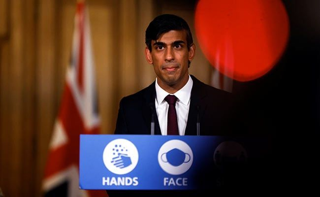 Jobs, Not Tax Rises, The Priority For Now, UK's Rishi Sunak Says