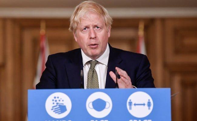British PM Announces Three-Tier COVID-19 Lockdown System