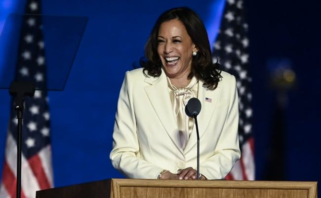 'Proud That Science Is Back In White House': Kamala Harris On World Earth Day
