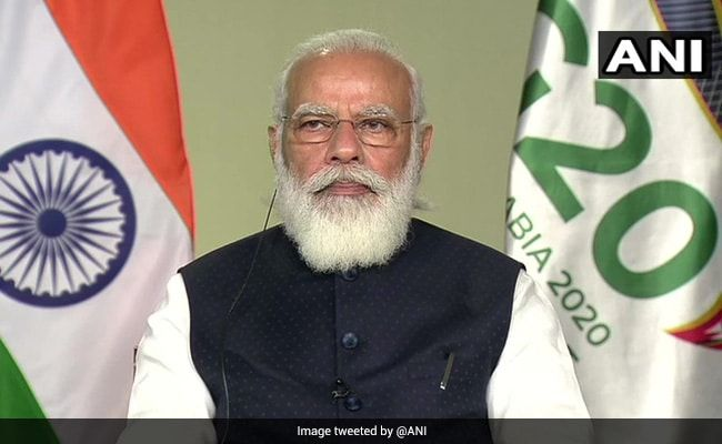 PM Modi Calls For New Global Index For Post-Covid World At G-20 Summit