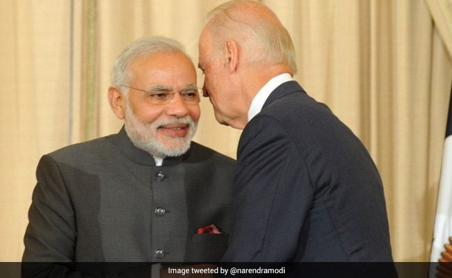'As Vibrant Democracies...': PM's Tweet For Biden On US Independence Day