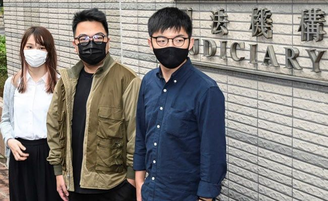 Hong Kong Activist, 24, Jailed For 13.5 Months For 2019 Democracy Protests