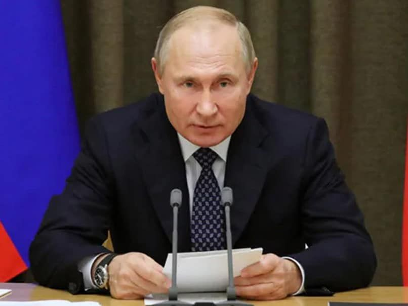 Russia Only Country Ready To Transfer Covid Vaccine Technology: Vladimir Putin
