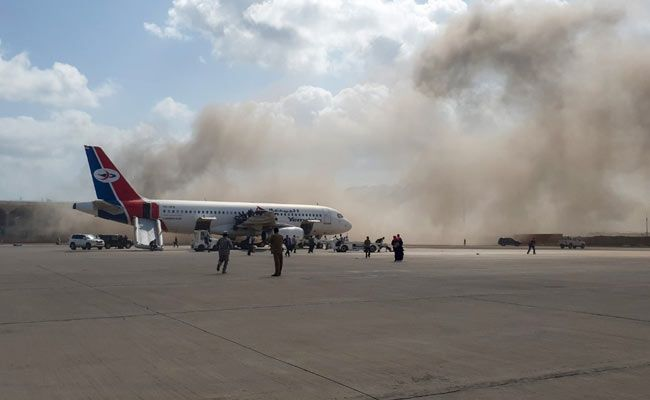 10 Killed In Yemen Airport Blasts After Arrival Of New Government: Report