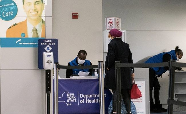 Air Passengers Entering US Will Need Covid Negative Test, Says Official