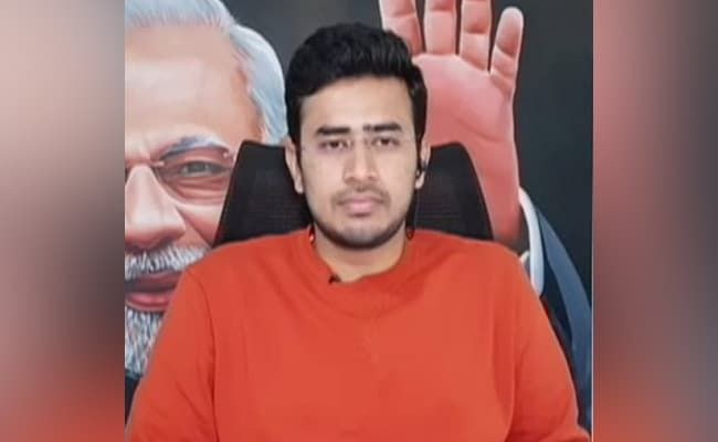 'Social Media Given Rights To Alter Ours': BJP's Tejasvi Surya On Trump's Ban