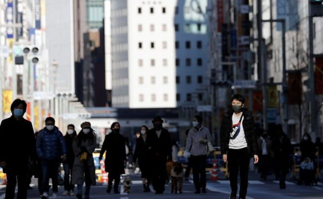Record COVID-19 Cases In Japan's Tokyo Amid Olympics, More Curbs Expected