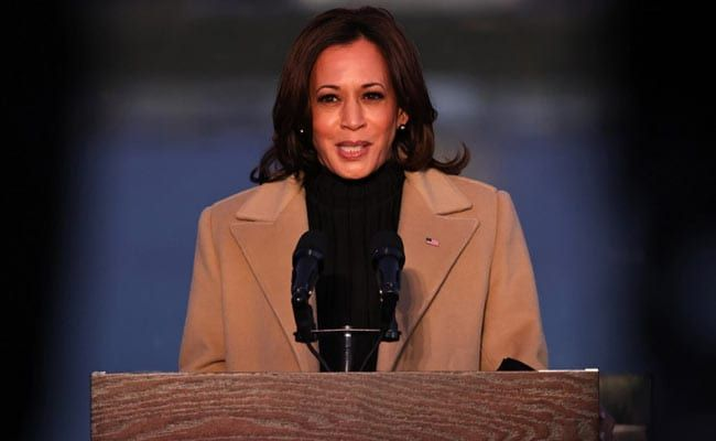 Kamala Harris As Vice President Further Cements US-India Ties: White House