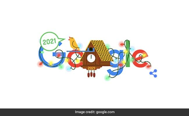 'Time Has Come...': Google's 'Cuckoo Clock' Welcomes Year 2021