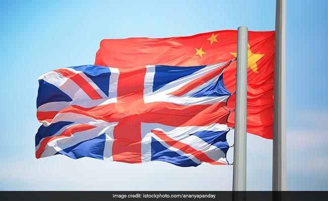 UK Bans Chinese Envoy From Parliament, Beijing Condemns 'Cowardly' Move