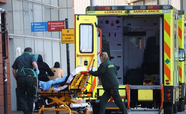 UK Reports 7,540 Cases In 24 Hours, Highest Daily Rise Since February