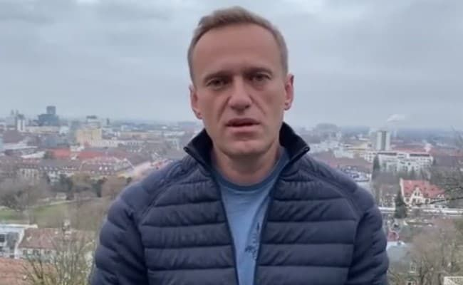 Moscow Appeal Court Upholds Kremlin Critic Alexei Navalny Prison Sentence