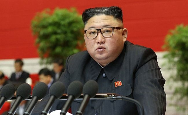 Kim Jong Un Calls For Boosting Military Power: State Media KCNA