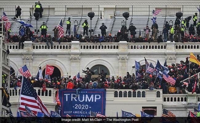 'Grabbed, Beaten, Tased': Police Recount US Capitol Riot