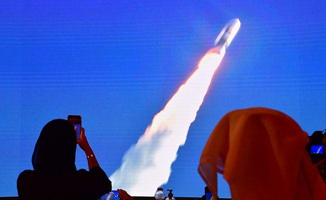 UAE's 'Hope' Probe Enters Mars Orbit In First For Arab World