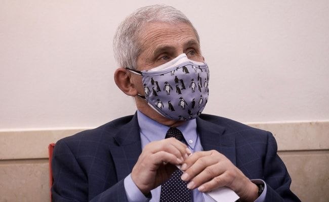 Americans May Still Need Masks In 2022 To Fight Covid, Top US Expert Says