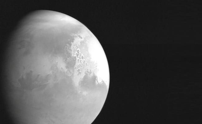 China's Space Probe Tianwen-1 Enters Mars Orbit