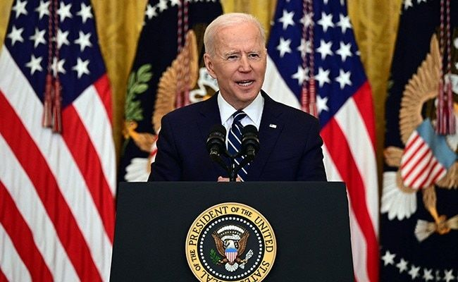 Biden Warns Of 'Responses' If North Korea 'Choose To Escalate'