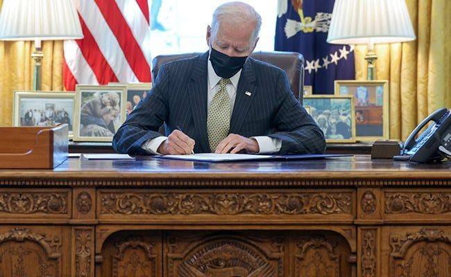 'Time To End Forever War': Joe Biden To Begin US Afghanistan Exit On May 1