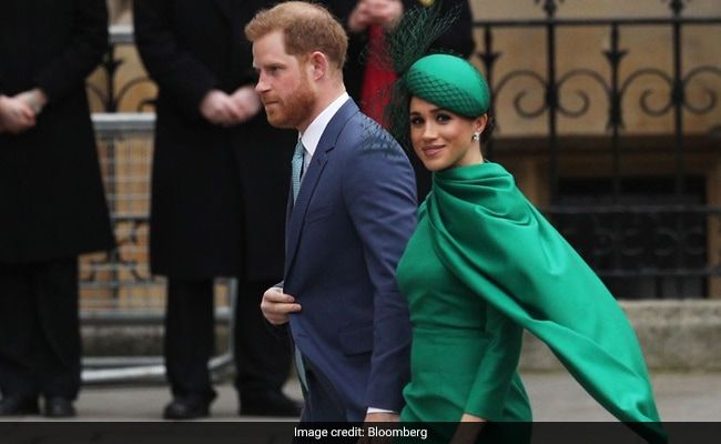 Harry, Meghan Say Queen Was Consulted About Naming Daughter Lilibet