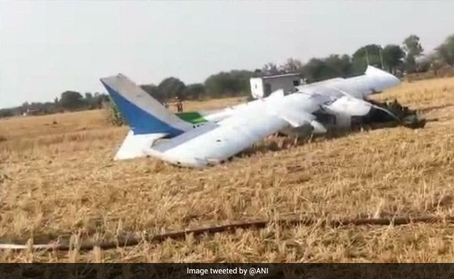 12 Killed In Myanmar Military Plane Crash Due To 'Bad Weather'