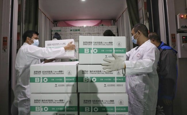 China Mulls Mixing Different COVID-19 Vaccines To Improve Efficacy Of Jabs