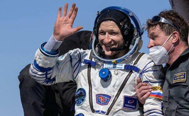 2 Russian Cosmonauts, NASA Astronaut Return From International Space Station