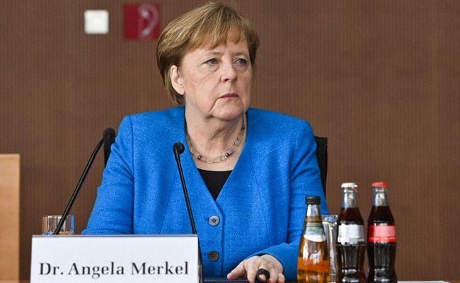 German Chancellor Angela Merkel To Visit Russia Next Week: Spokesman