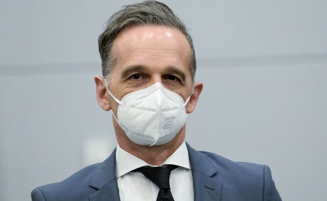 'No Way Around' Talking With Taliban: German Foreign Minister Heiko Maas
