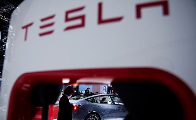 'The Brakes Don't Work': Tesla Apologizes After Customer Protests At Auto Event