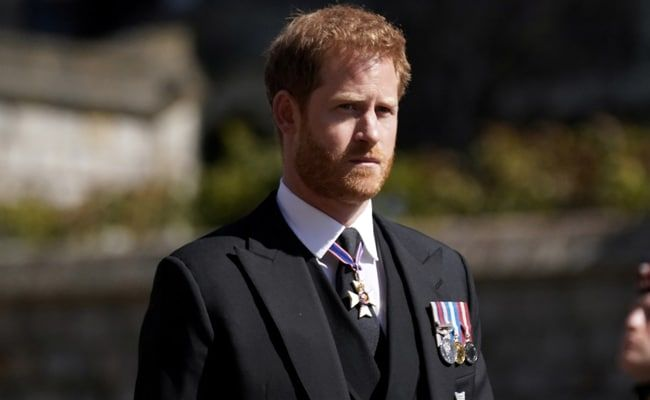Britain's Prince Harry To Publish 'Intimate' Memoir