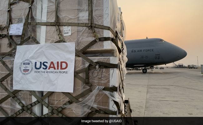 Will Keep Providing Assistance To India In Fight Against Covid: US