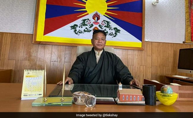 Newly Elected Members Of 17th Tibetan Parliament-In-Exile Take Oath