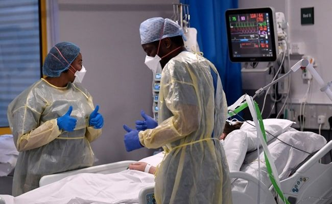 British Officials To Warn Over Indian Coronavirus Variant: Report
