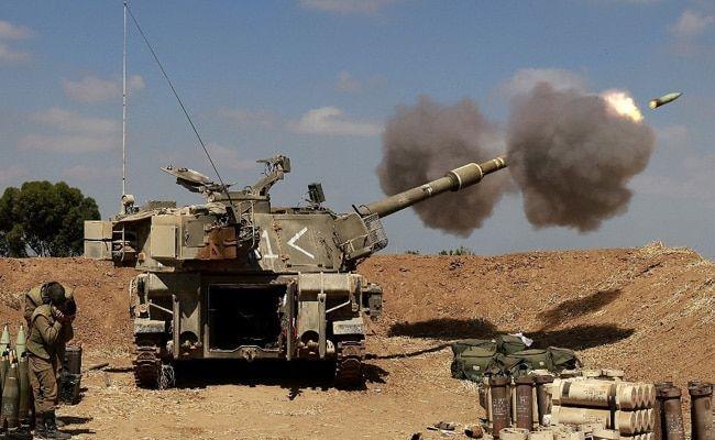 Israel Strikes Hamas Political Chief's House In Gaza: Army