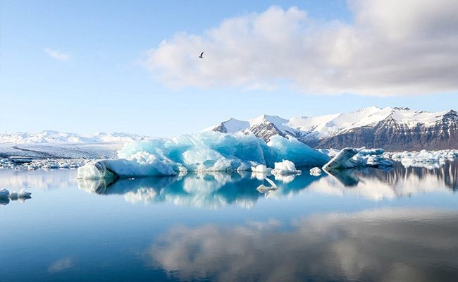 Iceland's Glaciers Lost 750 Square Kilometers In Last 20 Years: Study