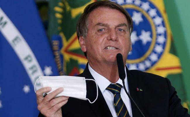 Angered Brazilians Protest Against President Bolsonaro Over Covid Response