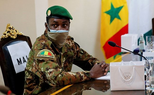 African Union Suspends Mali After Second Coup In 9 Months
