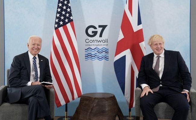 Joe Biden, Boris Johnson Discussed US-UK Travel Corridor: Official