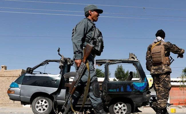 4 Dead In Bus Blast In Afghan Capital: Officials