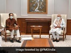 """""""Not Like I Met Nawaz Sharif"""": Uddhav Thackeray After Face-Time With PM"""
