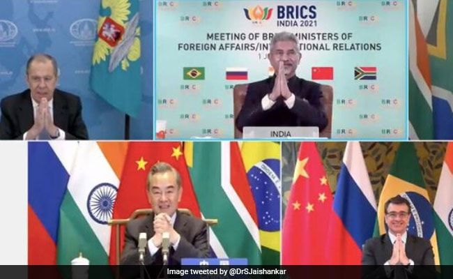 BRICS Supports Vaccine Patent Waiver Plan Proposed By India, South Africa