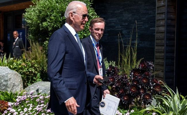 G7 Rally Around Need To 'Counter And Compete' With China: White House